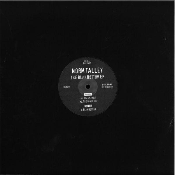 FRLV011 - The Blak Bottom EP